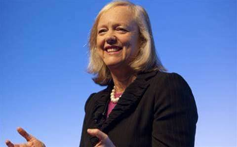 HPE boss Meg Whitman to step down as chief executive