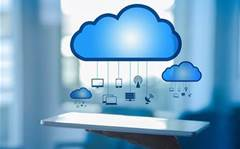 Cloud infrastructure sales beat traditional IT last year