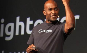 Macquarie Bank, AusPost call on Google's Kelsey Hightower on return Aus visit