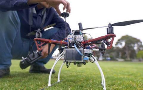 Monash Uni using drones to reduce water wastage on farms