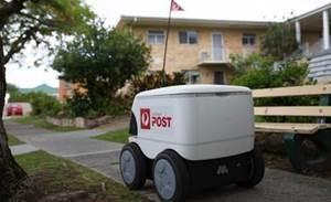 Australia Post to run more robot trials