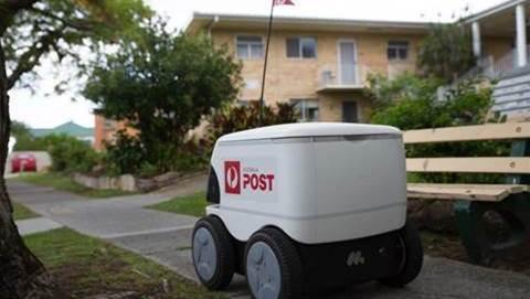 Australia Post to run more robot trials