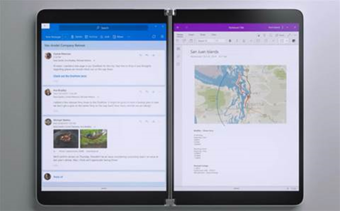 Microsoft Surface Duo: the phone that's not a phone