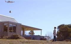 """Drone delivery enters """"new chapter"""" in Canberra suburb"""