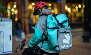 Amazon's Deliveroo deal jeopardised by UK regulator's 'serious concerns'