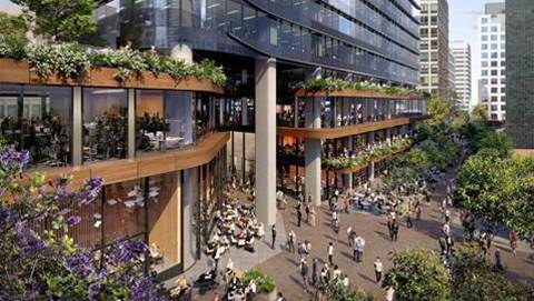 Microsoft to shift Australian HQ to North Sydney