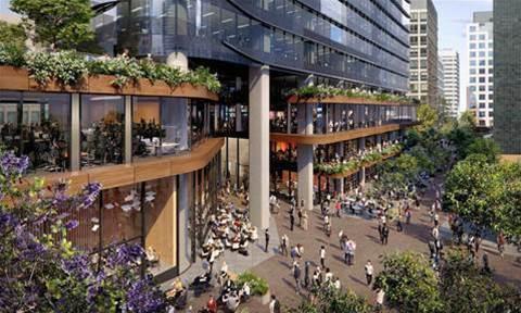 Microsoft to shift Australian HQ to North Sydney