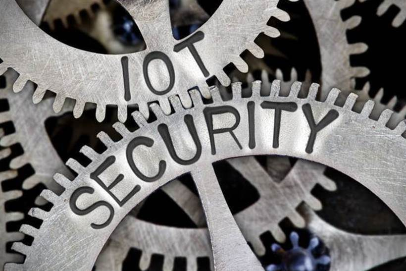 "Legacy issues make IoT security ""about as bad as it gets"""