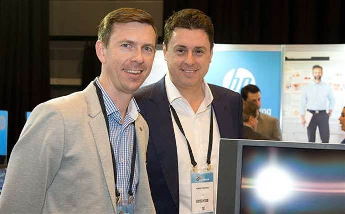 HP Australia hunts new boss, Rob Mesaros promoted
