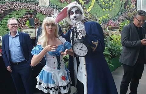 IAG follows Alice down the rabbit hole to teach security