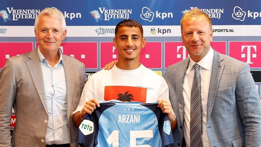 'Top class coaching without the pressure': Former Socceroo lauds Arzani move