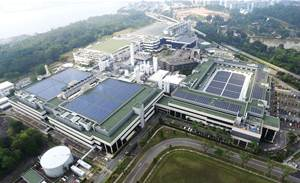 GlobalFoundries establishes a new fab in Singapore