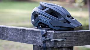 TESTED: 100 Percent Altec trail helmet