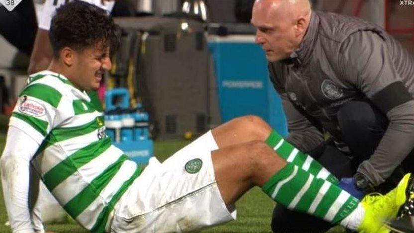 Arzani's knee rehab going slowly: Arnold