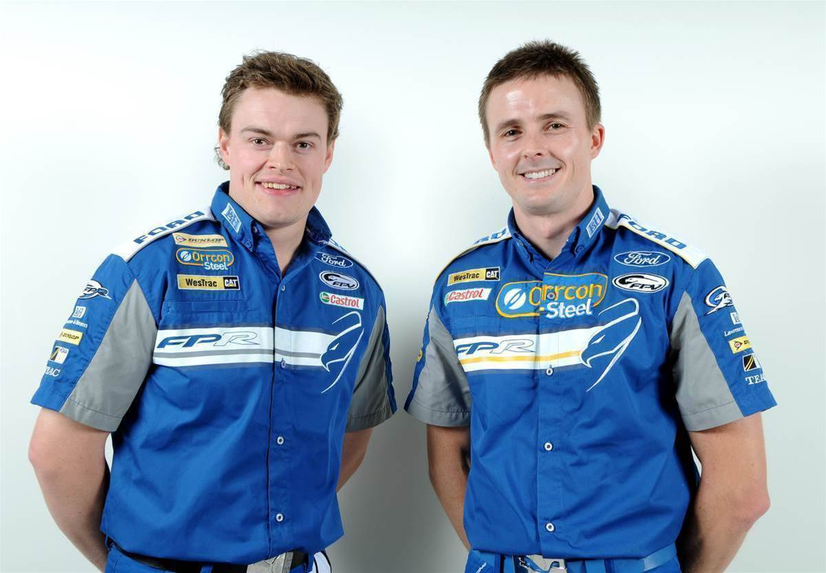 Moffat returns to Ford for enduros