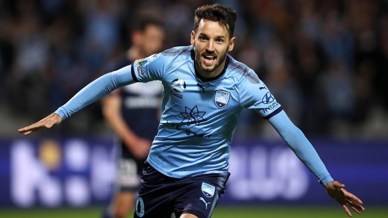 Ninkovic: Some team was going to get smashed