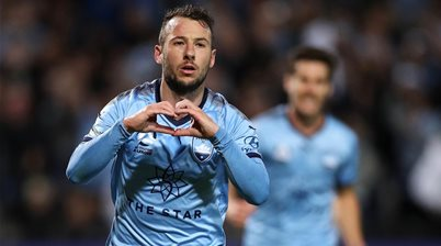 Le Fondre: I can handle GF pressure