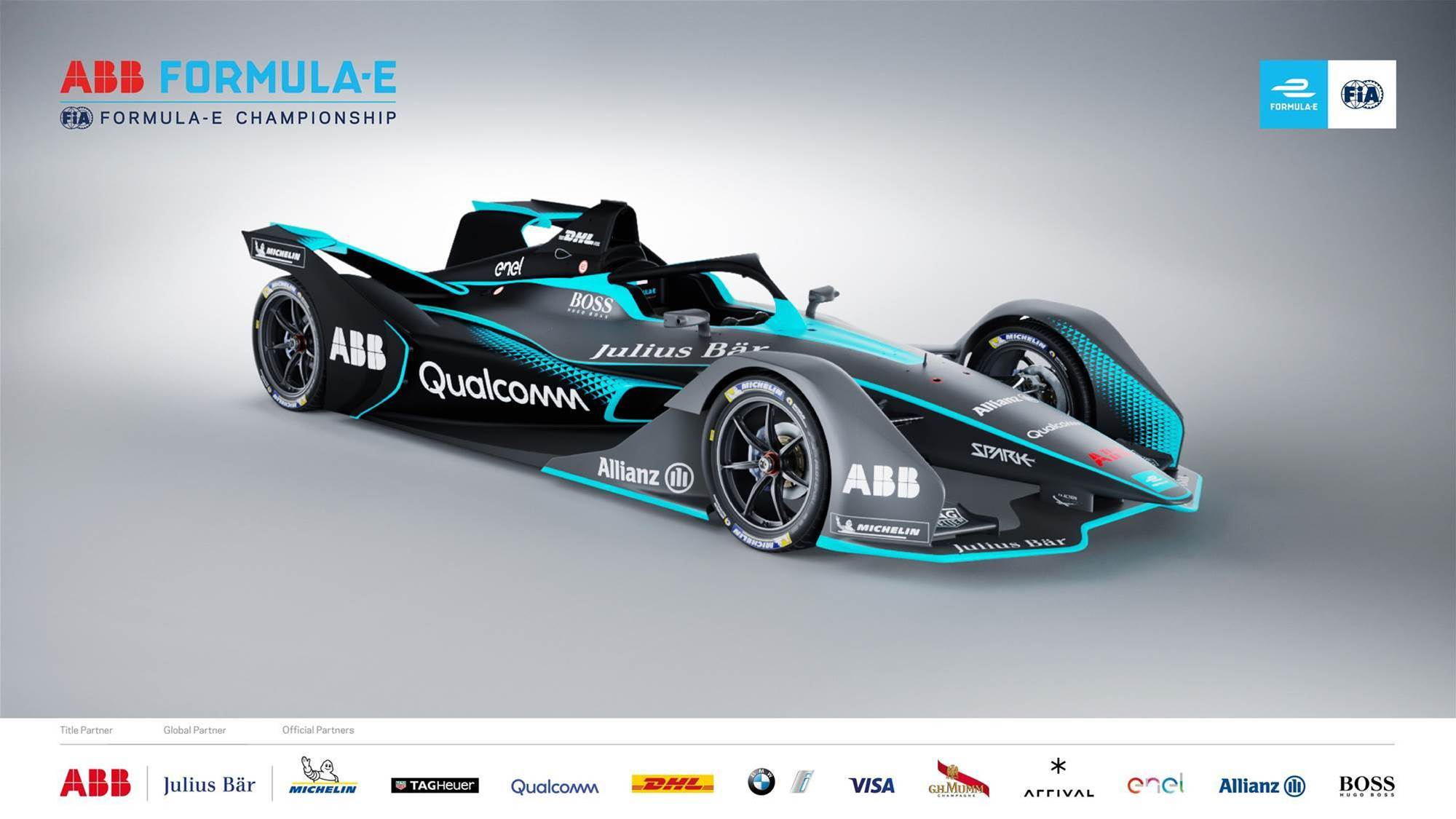 Second generation Formula E concept unveiled