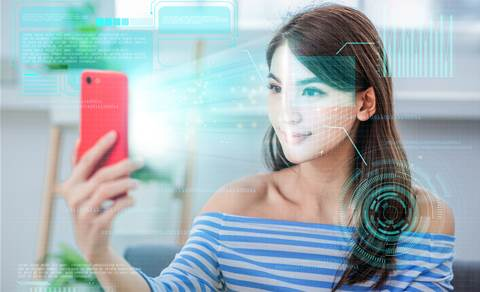Four Japanese companies co-develop facial recognition payment system