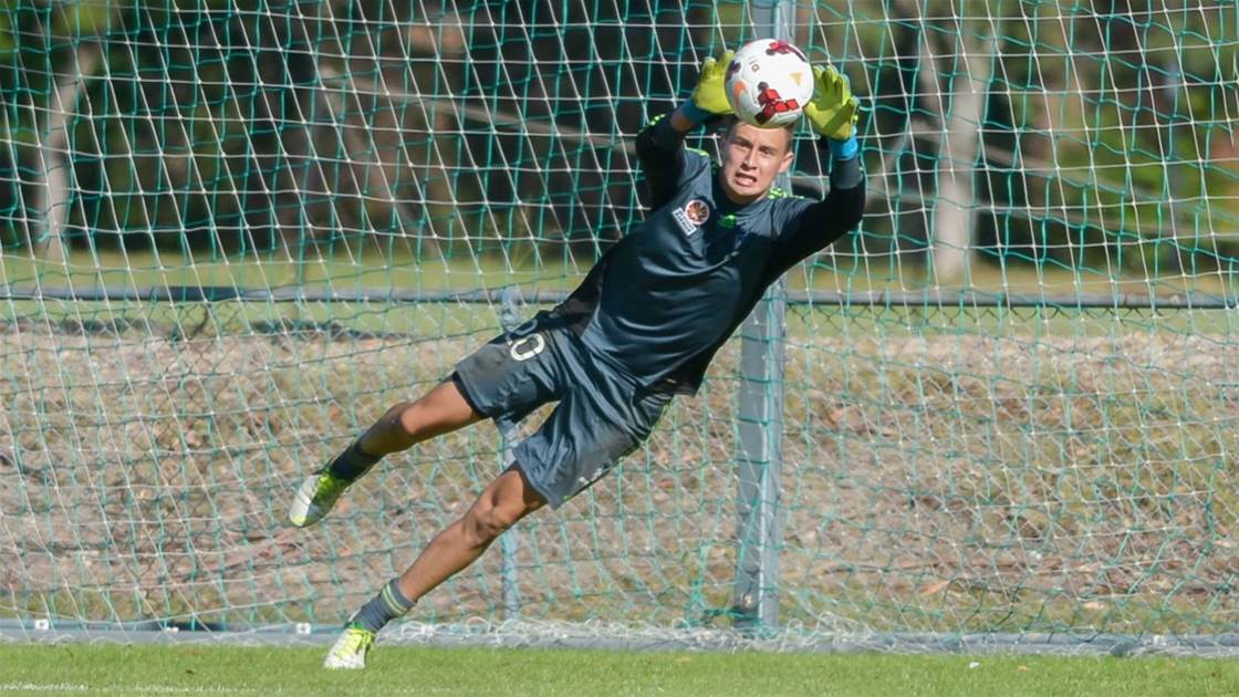 Wanderers sign up new keeper