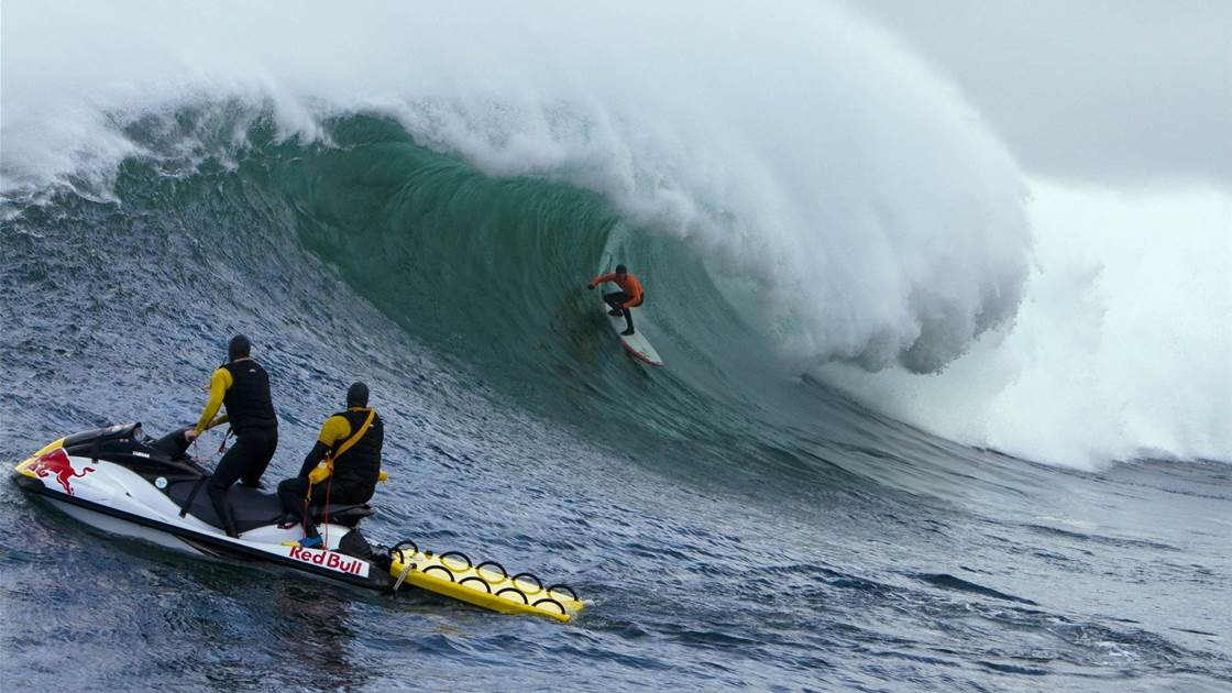 Waves That Mattered – Greg Long, Dungeons, 2008