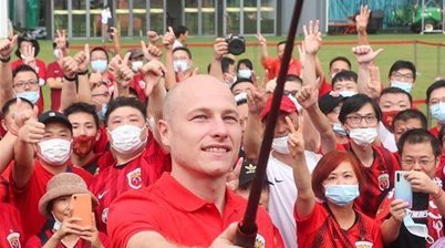 Socceroos star Mooy opens up on China move, 'new challenge in life'
