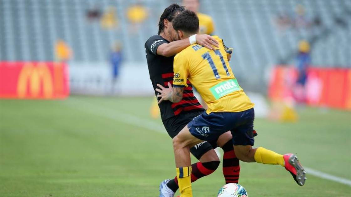Mariners 'so desperate they're dangerous' for Wanderers