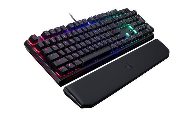 Cooler Master reveals new MasterKeys MK750 gaming keyboard