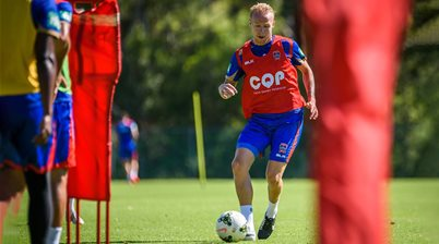 'I'm open to options' - A-League return on the cards?