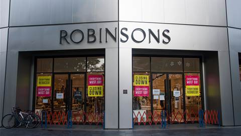 Bringing the iconic Robinsons brand online
