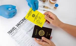 Cyber criminals threatening to derail global vaccine certification efforts