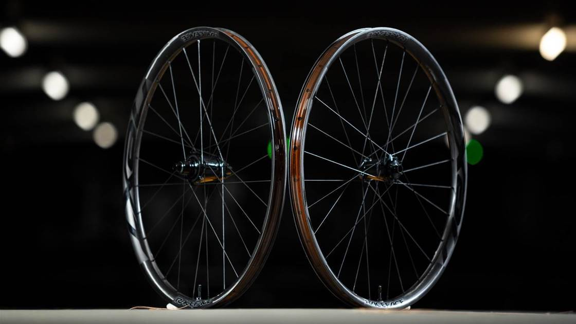 "Tested: RaceFace NEXT R31 29"" wheel set"