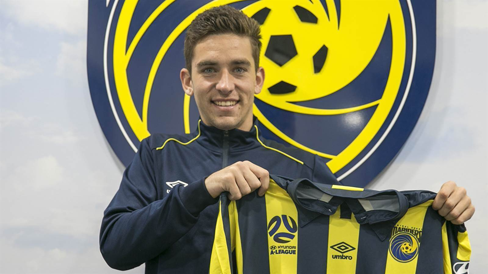 Central Coast Mariners add young talent