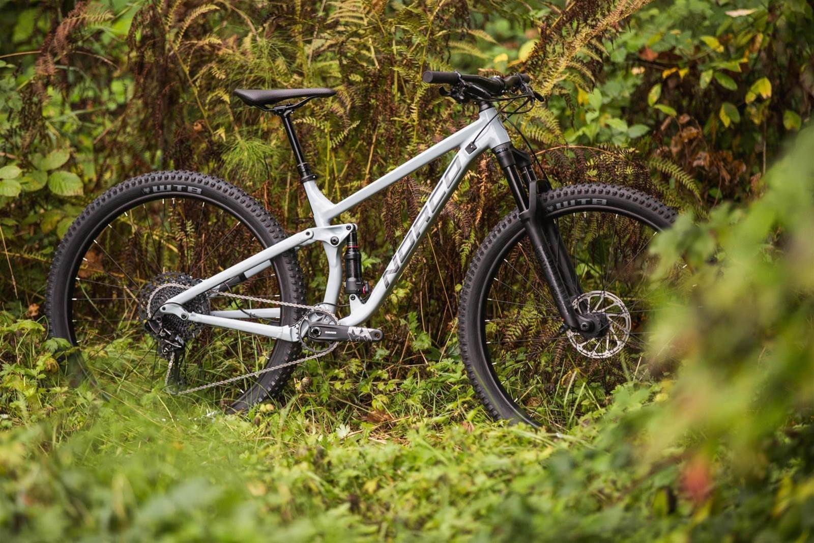 Norco's new Fluid FS