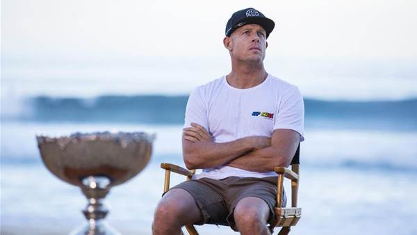 Mick Fanning Reflects on Then and Now