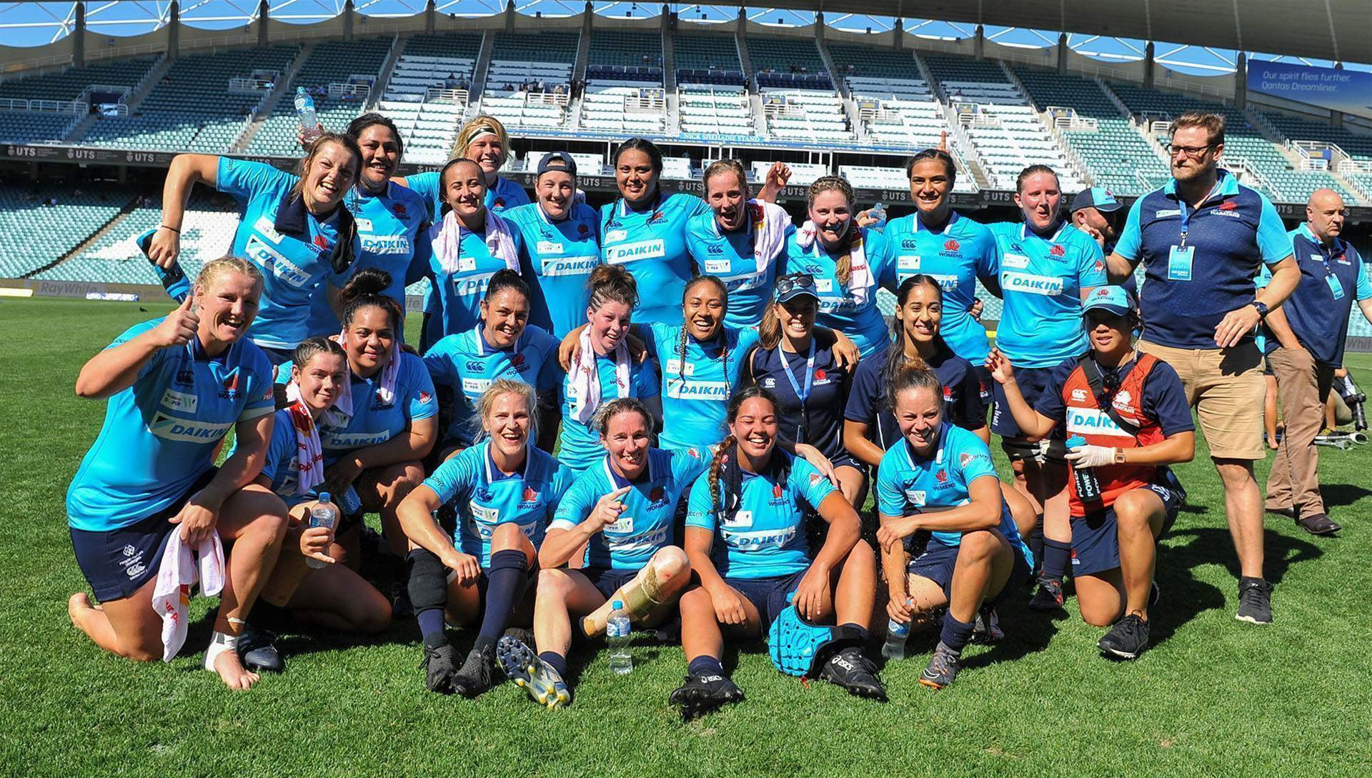 Visser to lead Waratahs