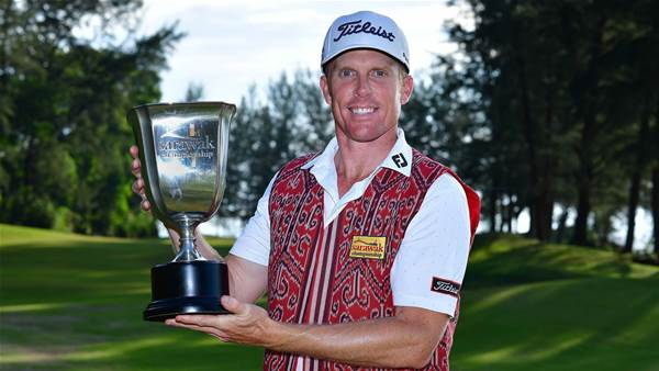 Asian Tour: Dodt ends four-year title drought