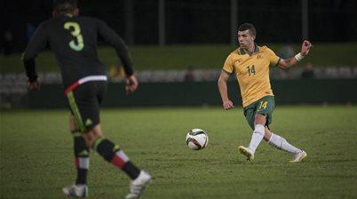 Phoenix snap up Young Socceroo