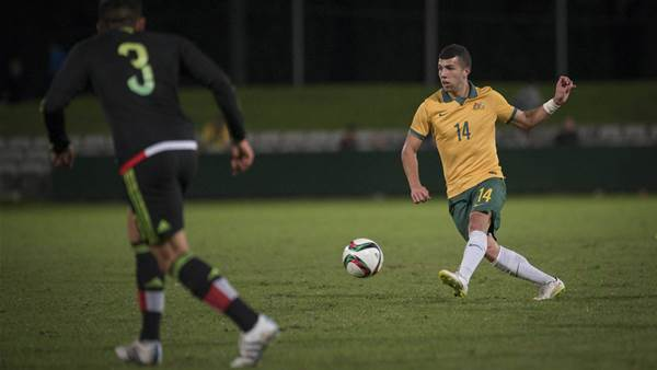 Phoenix snap up Young Socceroo