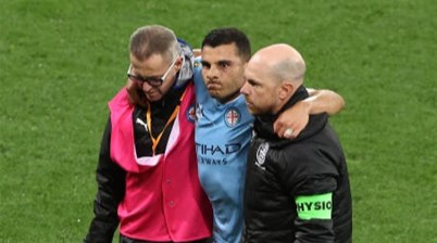 Socceroo Nabbout out for A-League season, World Cup qualifiers,