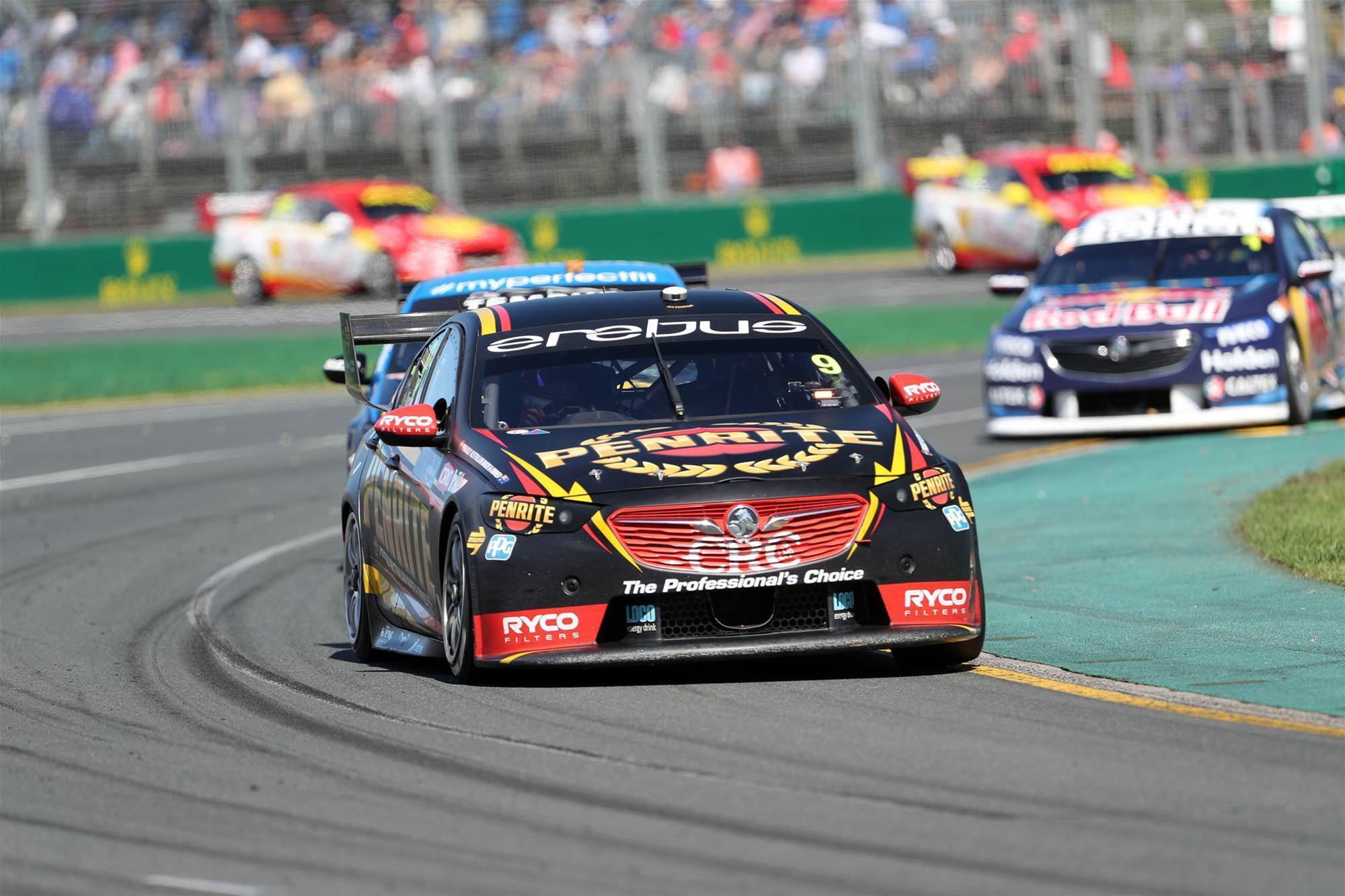 Reynolds, Pye prevail at Albert Park