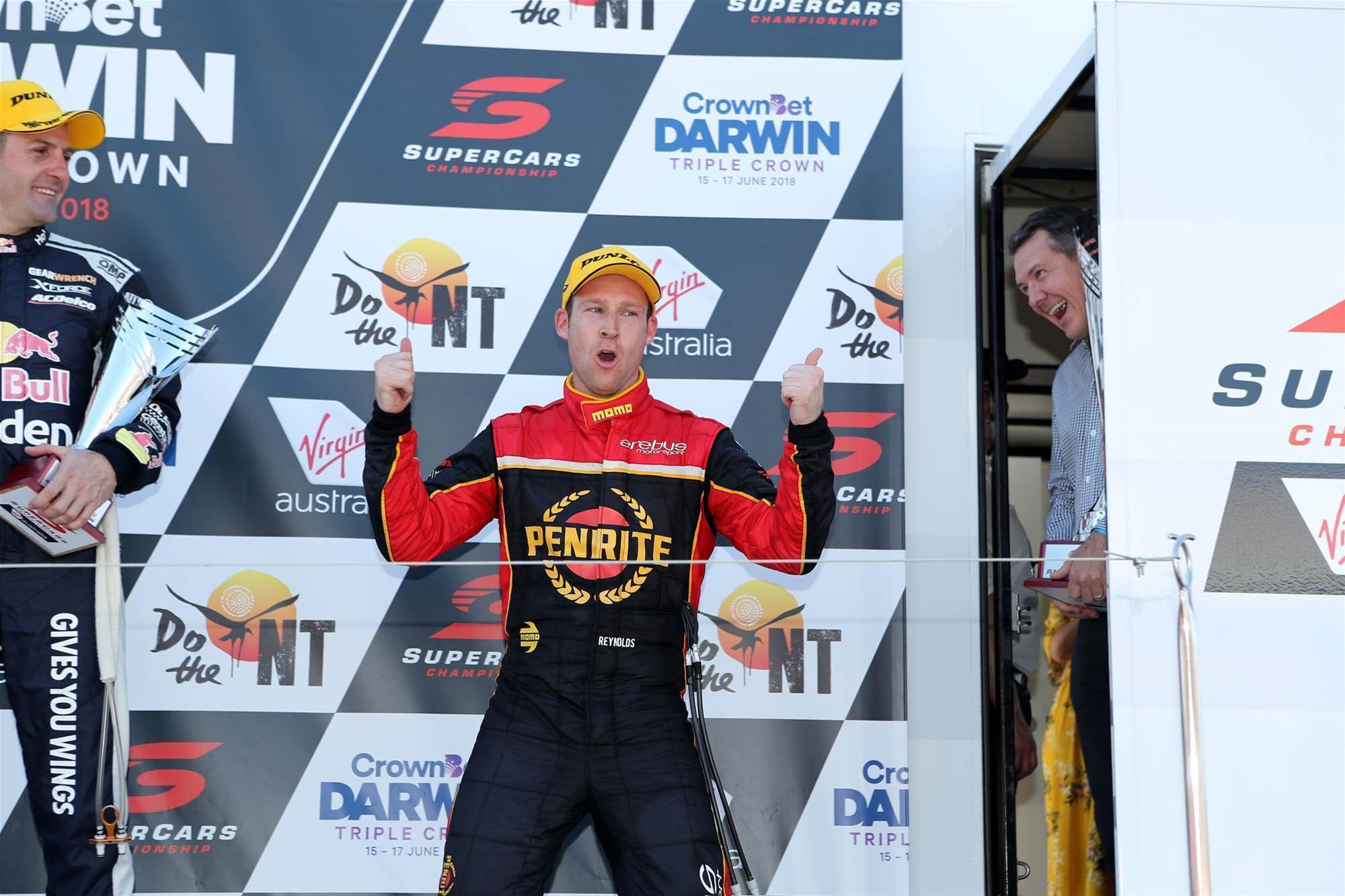 Reynolds triumphs in top end