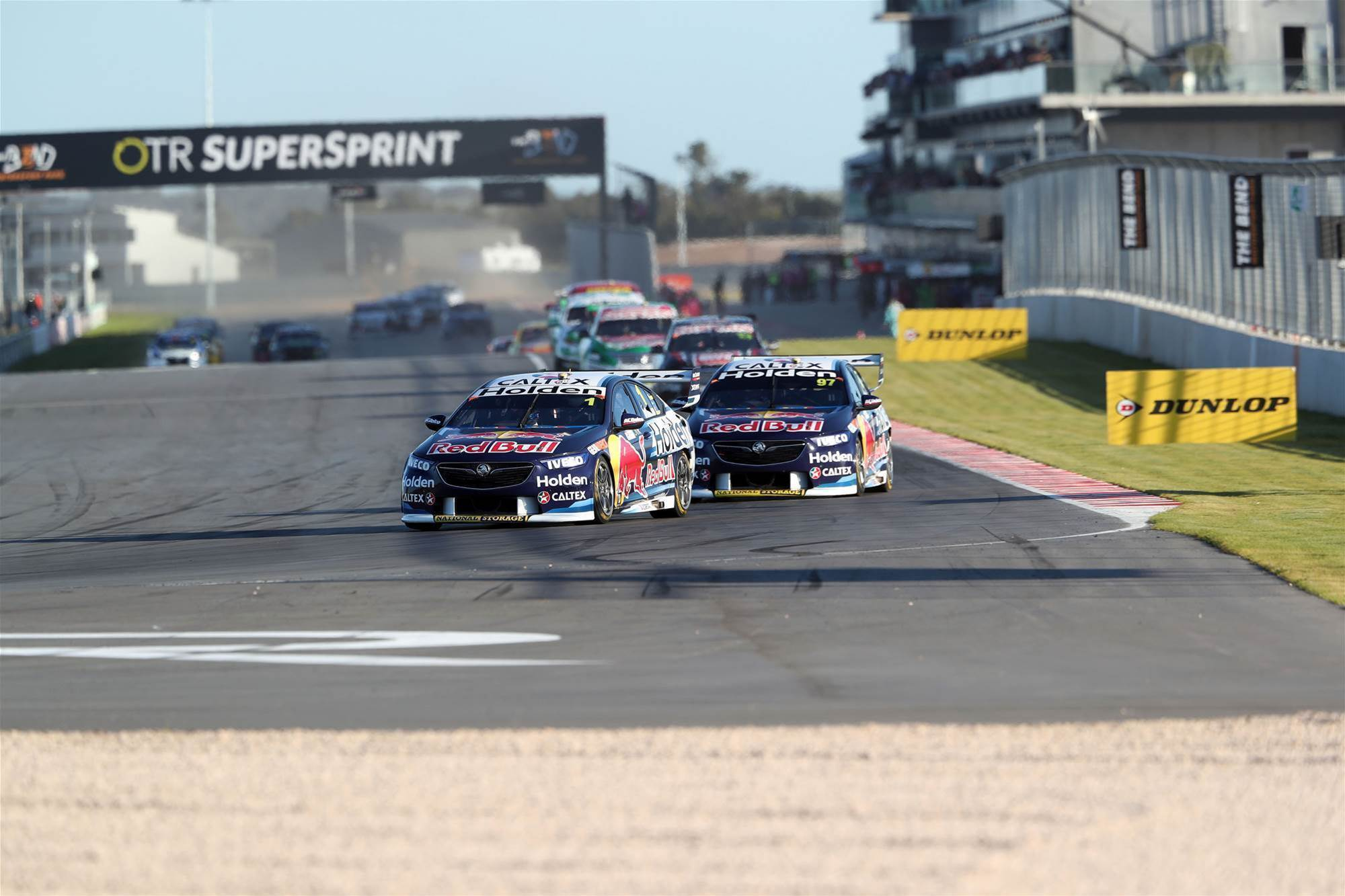 Whincup wins as van Gisbergen takes Supercars series lead