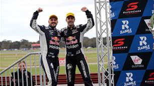 Whincup heads Triple Eight triple treat at Sandown