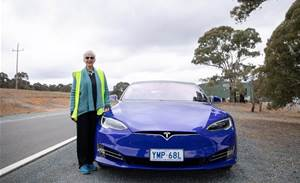 Canberra expands semi-autonomous car trial