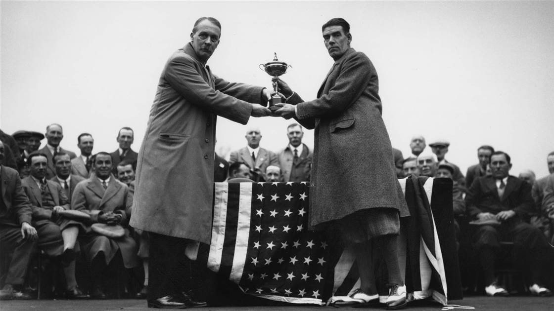 WATCH: Five of the best Ryder Cups