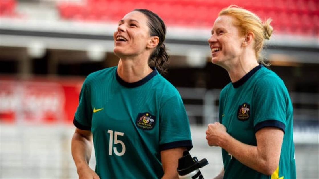 Matildas Abroad: 7 Aussies get last chance as Logarzo jets off