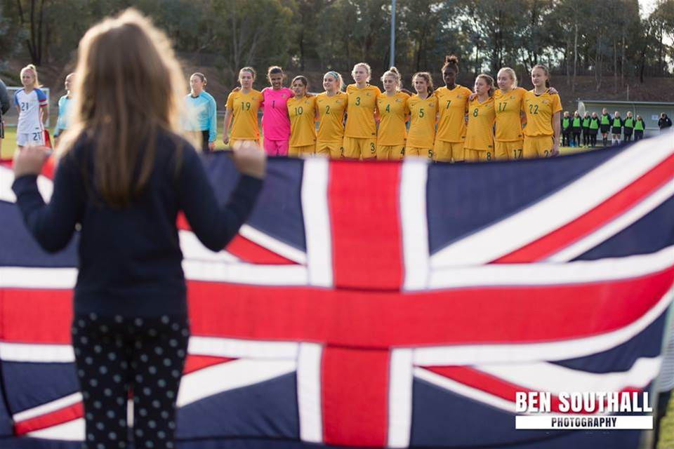 Young Matildas squad announced