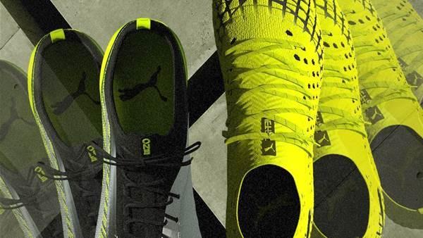 PUMA launches RUSH football boot pack