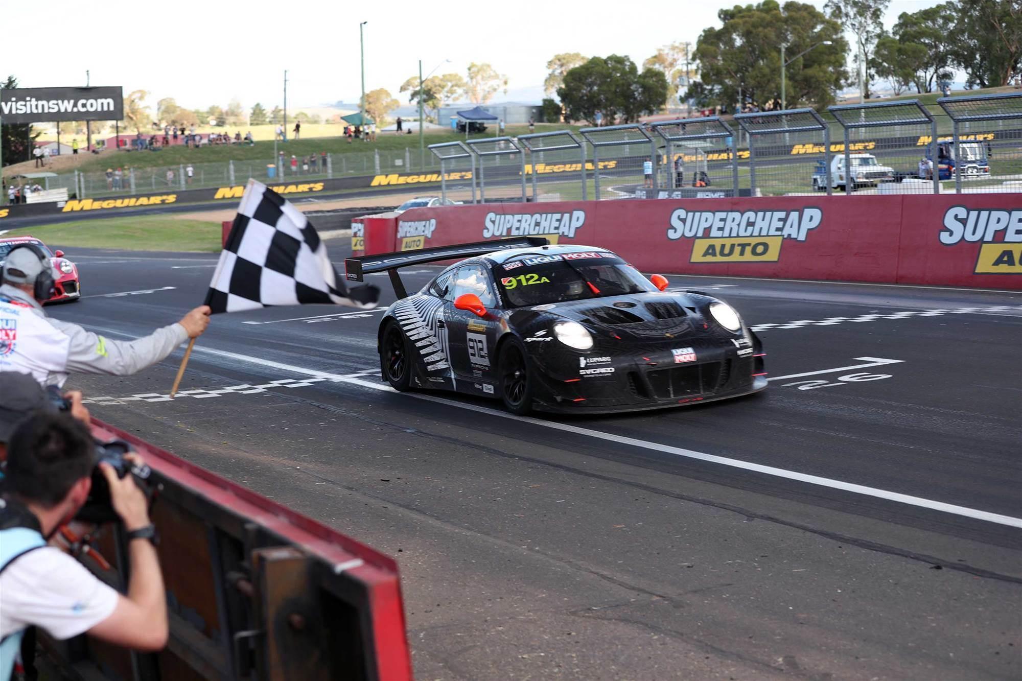 Matt Campbell wins Bathurst 12 Hour